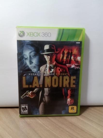 L.a. Noire Xbox 360 Usado