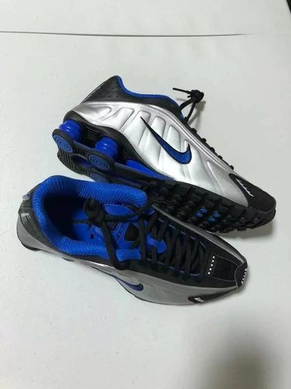 Tênis Nike Shox R4 - Tam 42 Original Novo