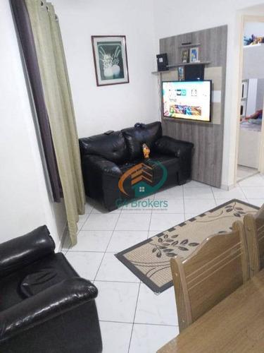 Apartamento Com 2 Dormitórios À Venda, 45 M² Por R$ 235.000,00 - Jardim Dourado - Guarulhos/sp - Ap2730