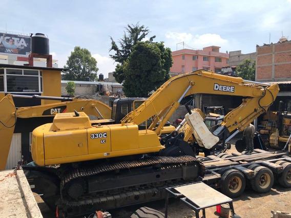 Excavadora John Deere 330c Lc
