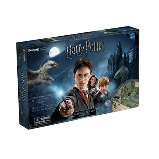 Pressman Toys Harry Potter Magical Beasts Juego De Mesa