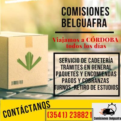 Servicio De Comisiones
