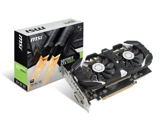 Tarjeta De Video Geforce Geforce Gtx 1050 Ti 4gt Oc