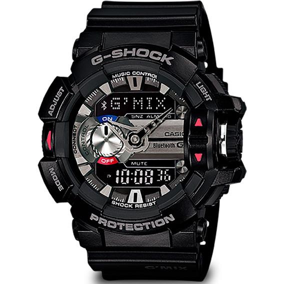 Relógio Casio G-shock G 19mix Masculino Gba-400-1adr