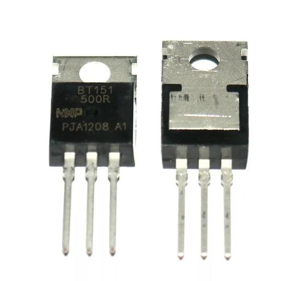 15x Transistor Tiristor Bt151 500r Bt151-500 Original Nxp