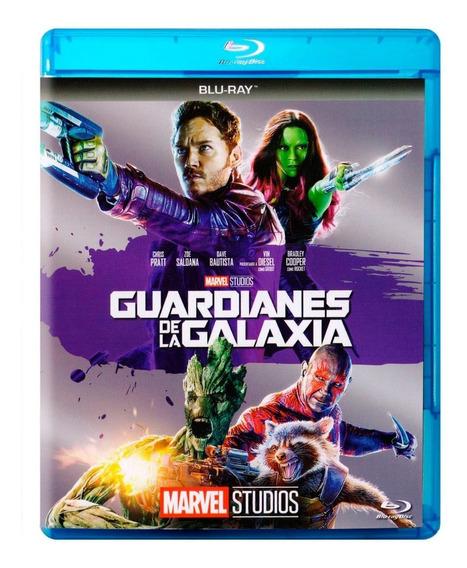 Guardianes De La Galaxia Marvel Fase 2 Blu-ray