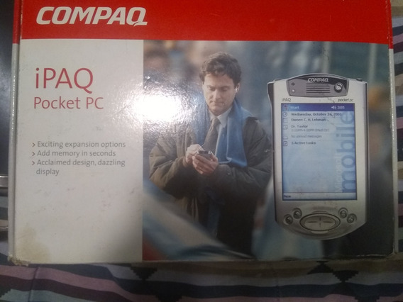 Pocket Pc Ipaq Compaq