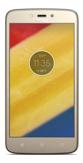 Motorola C Plus 16 GB Oro fino 1 GB RAM