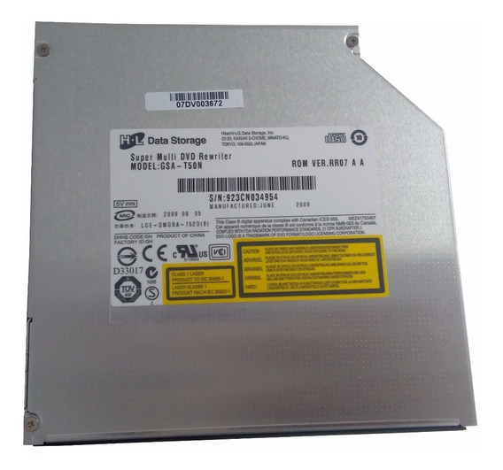 Gravadora De Dvd Drive Original Notenook Lenovo G460