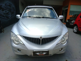 Ssangyong Actyon 2.0 Gl 4x4 16v 141cv Turbo Intercooler