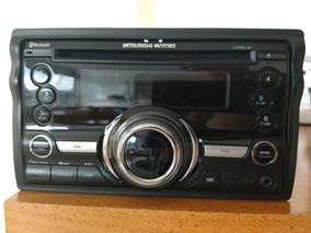 Rádio Mitsubishi Original Asx 2013 Cd Player Com Usb