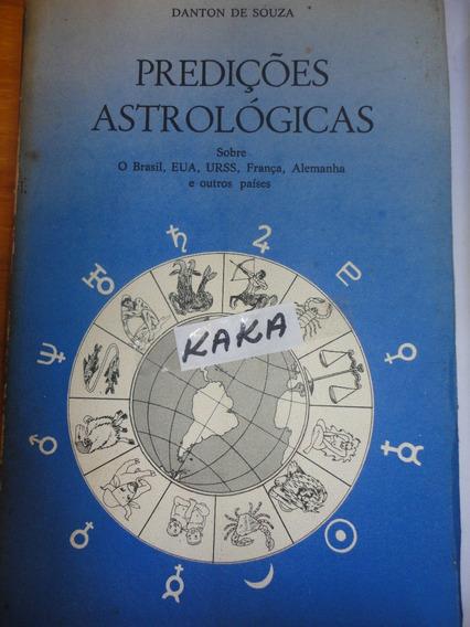 Danton De Souza Predições Astrológicas