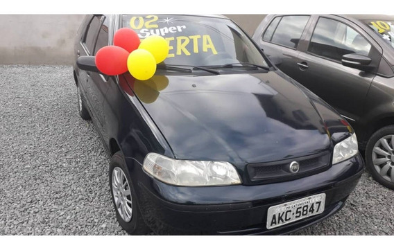Fiat Palio 1.0 Mpi Weekend Elx 16v Gasolina 4p Manual 20...