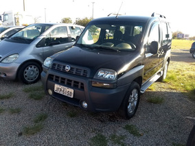Fiat Doblo Adventure 1.8 8v 5p 2005