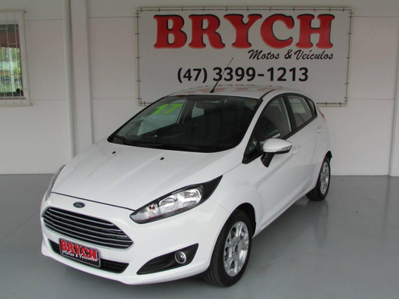 Ford New Fiesta Hatch 1.6 Sel 2017