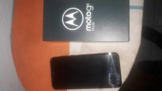 Celular Moto G8 Plus 64 Gigas Novo