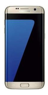 Samsung Galaxy S7 Edge Bueno Dorado Liberado