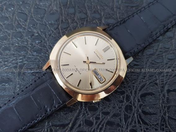 Relógio Masculino Seiko Vintage Automático