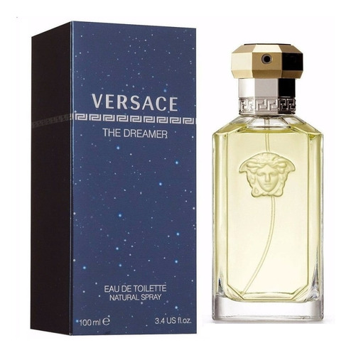 Imagen 1 de 5 de Versace Dreamer Men 100 Ml