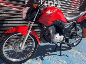 Honda Cg 125 Fan 2014
