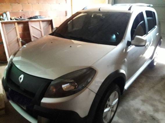 Renault Sandero Stepway Ano 2012 1.6 16 V Hi-flex