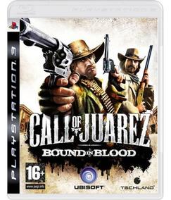 Call Of Juarez Bound In Blood - Mídia Física / Ps3