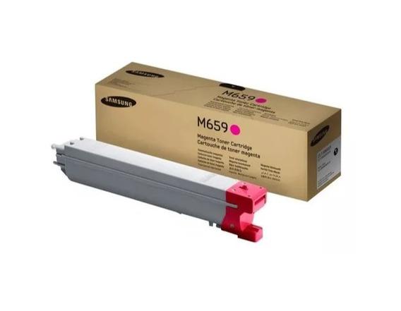 Clt-m659s - Toner Original Samsung - Magenta (vermelho)