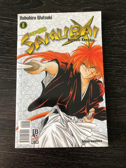 Mangá Samurai X #8