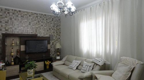 Casa À Venda, 228 M² Por R$ 995.000,00 - Vila Progresso - Santos/sp - Ca0732