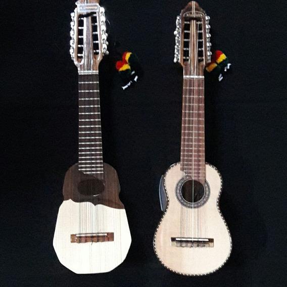 Charangos De Concierto Alándres Y Panozo Bolivianos