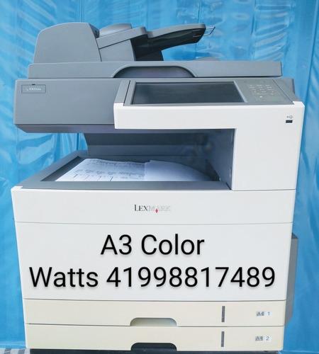 Multifuncional Led/laser A3 Lexmark X925 - Somente Entrega.