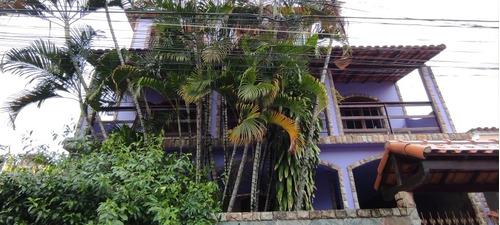 Lindíssima Casa Em Condomínio Fechado, No Pacheco - Sg - Rj