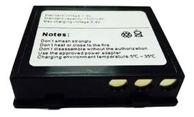 Bateria 1500mah 7.4v Para Mini Impressora Bluetooth Termica