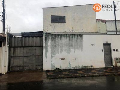 Salão 200 M² Vila Santa Catarina - Sl0234