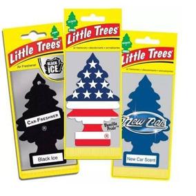 Little Trees - Original - Kit Com 192 Unidades