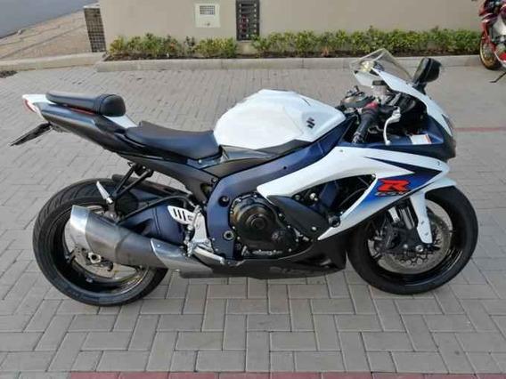 Suzuki Gsx-r750 Srad Esportiva - 2013