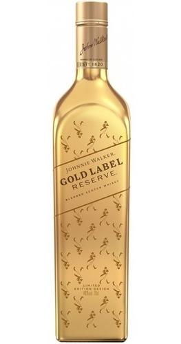 Johnnie Walker Gold Label Reserve Bullion Vii 700ml Ed.limit