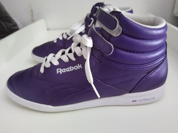 Zapatillas Reebok Freestyle Ultralite Mujer Violeta N° 39