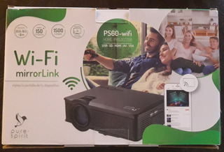 Home Proyector, Ps60-wifi