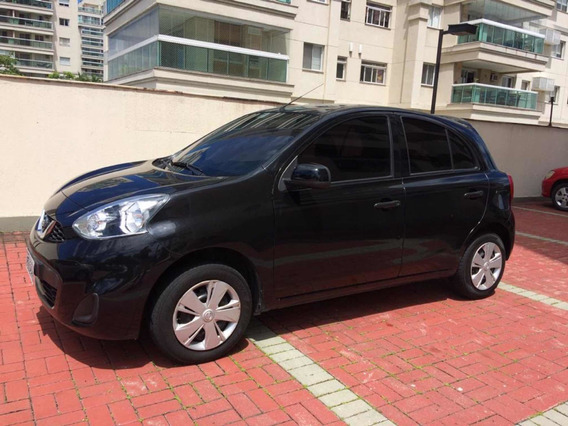Nissan March 2017 1.0 12v S 5p