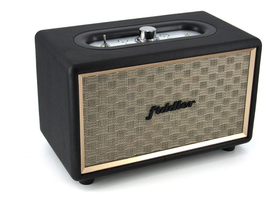 Parlante Bluetooth Portátil Fiddler The King Potencia 24w