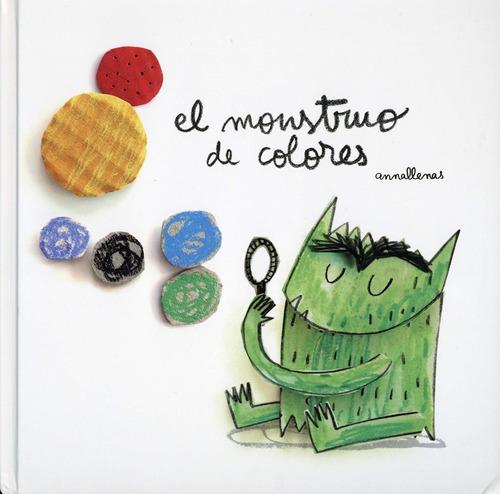 Imagen 1 de 1 de Monstruo De Colores, El