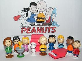 Peanuts Movie Figura De Juguete De Personajes Clásicos ¡jueg