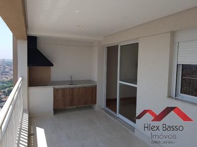 Apartamento Lindo - 3 Vagas - Condomínio Club - Móveis Planejados - Aluguel - Ap00526 - 33957168