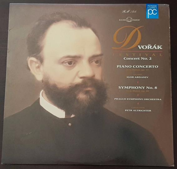 Laser Disc Dvorak Festival Concert No. 2