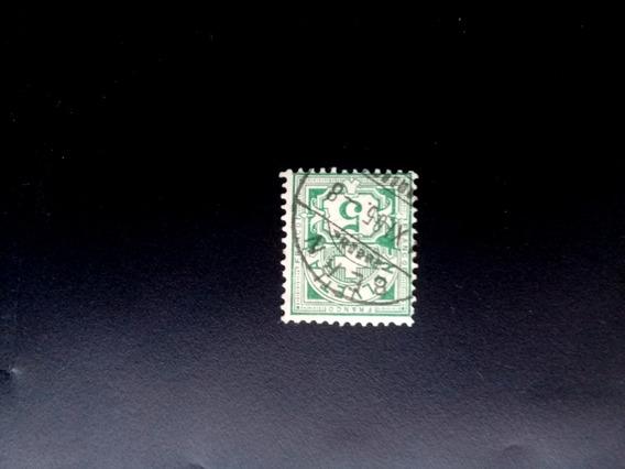 1882-99 Sello Suiza (error) Scott