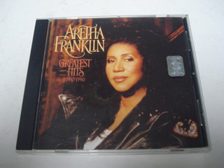 Aretha Franklin Greatest Hits. Nuevo Sellado