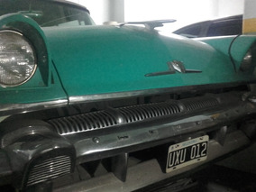 Ford Mercury Montclair 1956 Phaeton Hard Top Sin Parantes