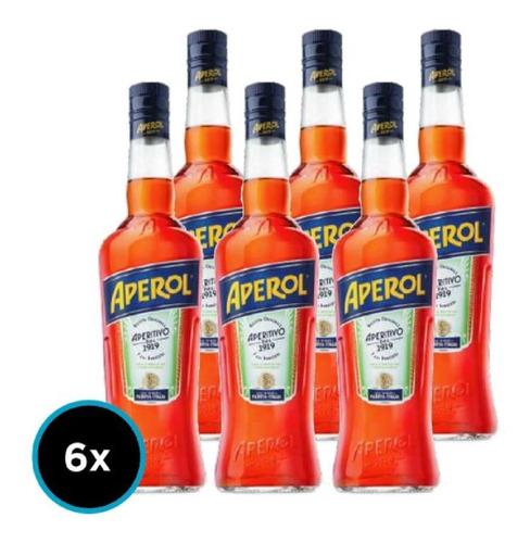 Caja X 6 Aperol Spritz 750cc - Caballito / Primera Junta
