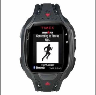 Relógio Timex Ironman Run X50 + Smartwatch